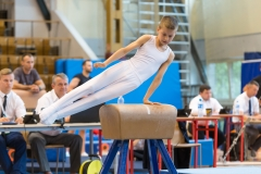 Ogólnopolskie Olimpiady Młodzieży -  Gimnastyka sportowa