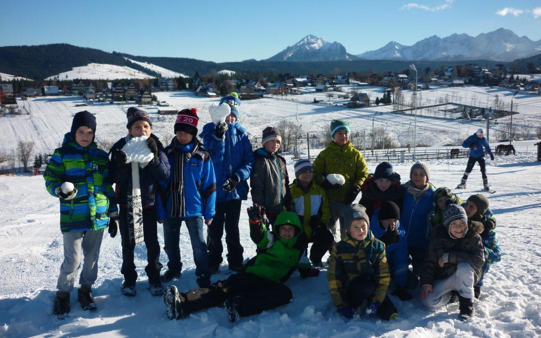 Zgrupowanie zimowe Murzasichle 2014