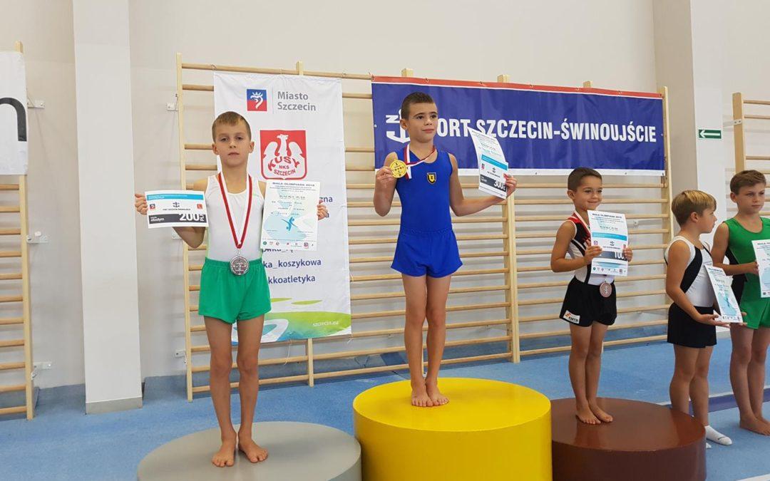 """Medal """"Mistrzostw Polski"""" Oliwiera Wacha"""