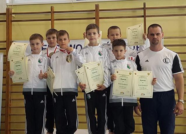 4 medale Międzywojewódzkich Mistrzostw Młodzików 2016