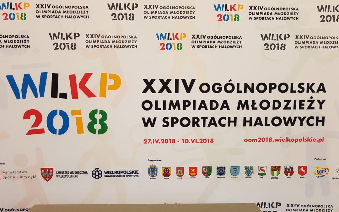 Mamy Mistrzów Olimpiady Młodzieży 2018!