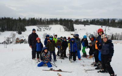 Zgrupowanie zimowe Murzasichle 2018