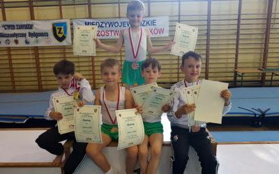 Sukcesy młodych legionistów w Bydgoszczy – 5 medali i kwalifikacje do Olimpiady!